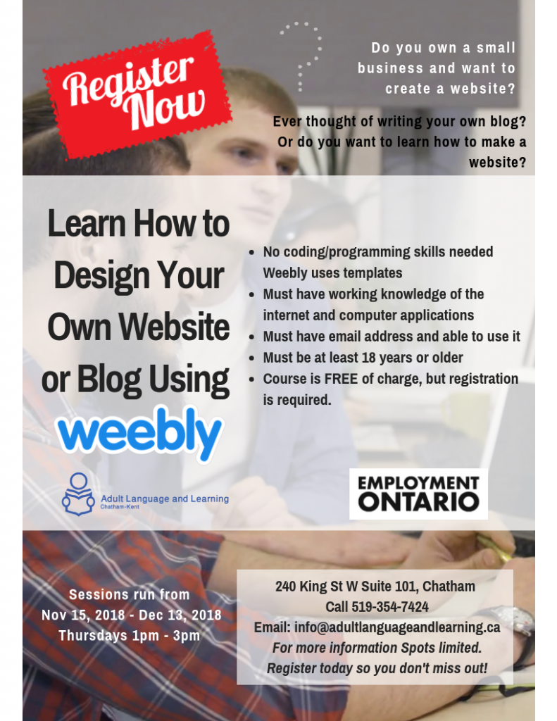 Learn How to Design Your Own Website or Blog Using