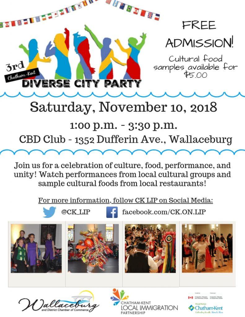 Chatham-Kent Diverse City Party