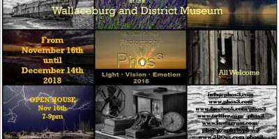Photographic Exhibition by Phos3