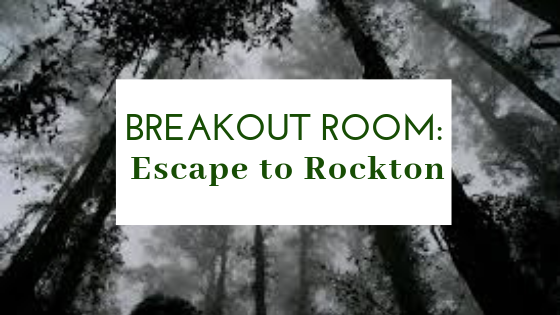 Escape to Rockton: CK Reads Breakout Room