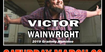 Victor Wainwright Live!