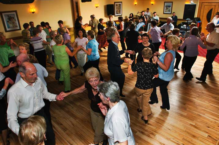 Classic Country Music Jamboree & Dance (All Public Welcome)