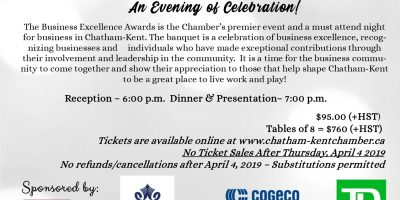 131st Business Excellence Awards
