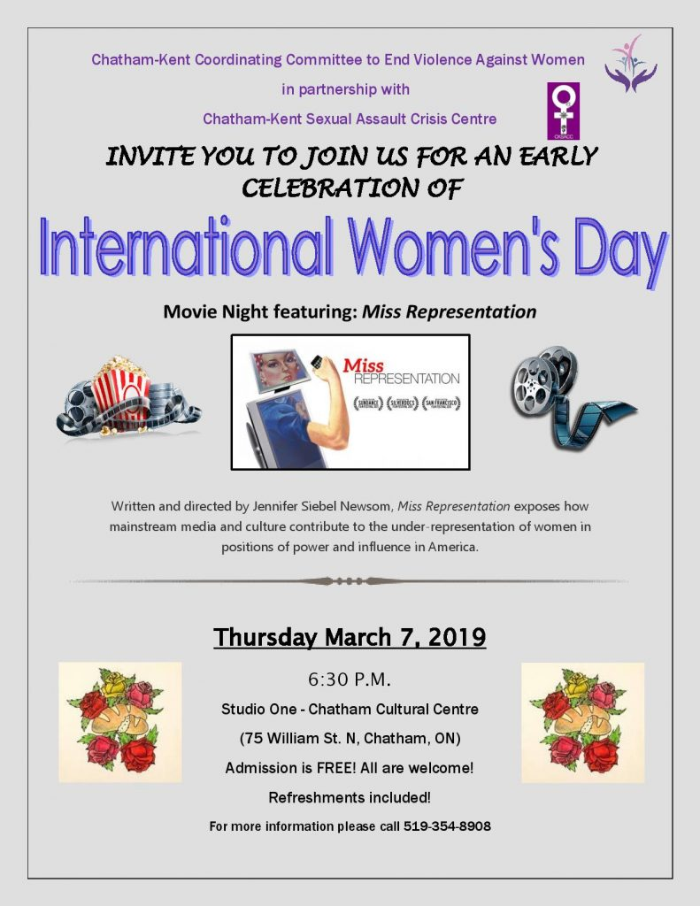 International Women's Day Movie Night