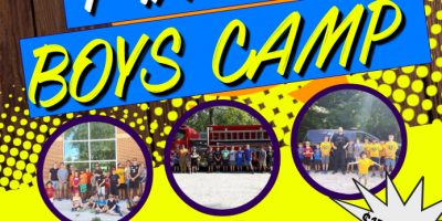 Sigma P.A.L.S. Boys Camp