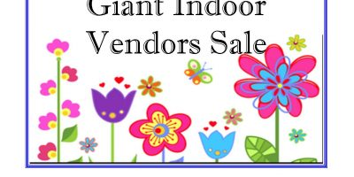 Giant Vender Sale
