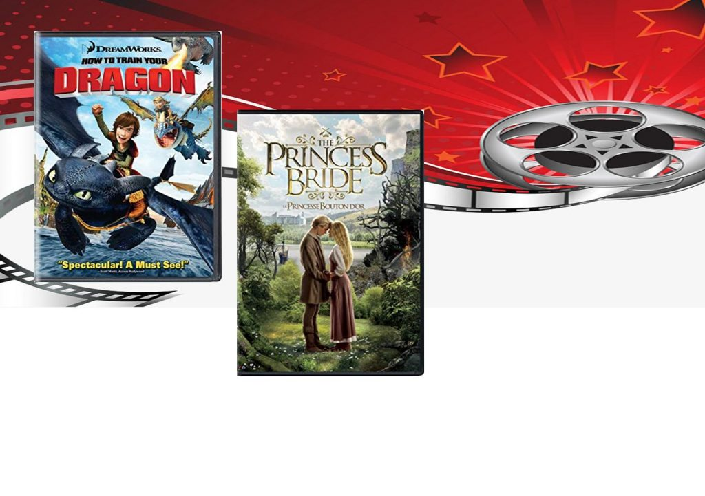 Free Friday Family Films - How to Train Your Dragon