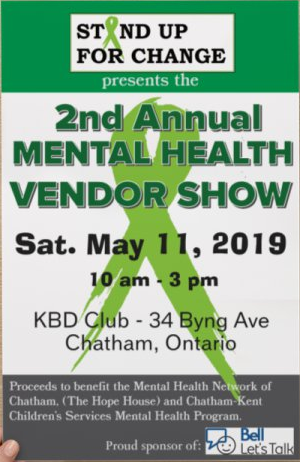 2nd Annual Mental Health Vendor Show