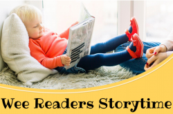 Wee Readers Storytime - Tilbury Branch
