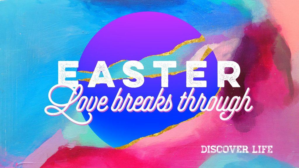 Easter Sunday Worship Experience