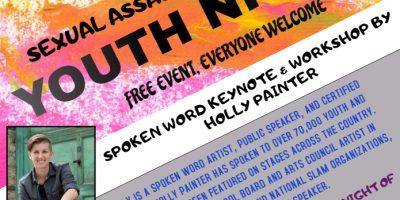 Sexual Assault Awareness Youth Night