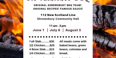 Shrewsbury Old Fashioned BBQ