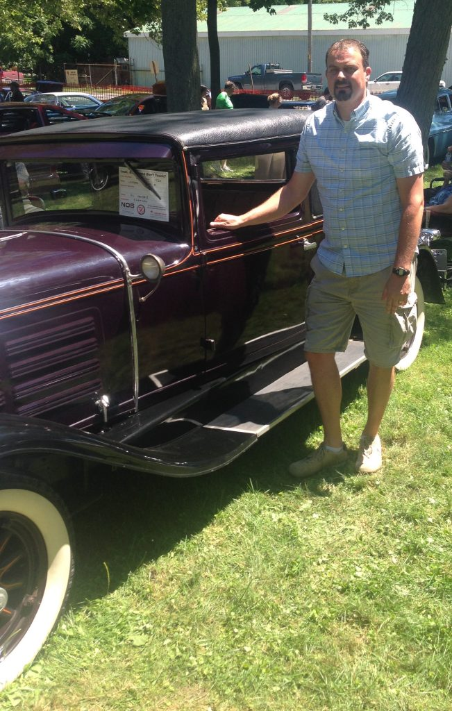 Ridgetown Rotary Classic Car and Tractor Show