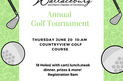 Annual Wallaceburg Golf Tournament